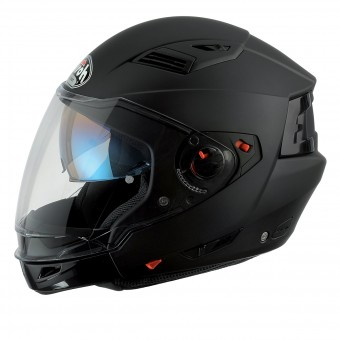 Casque Convertible Airoh Executive Matt Black