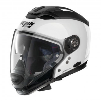 Casque Convertible Nolan N70 2 GT Special N-Com Pure White 15