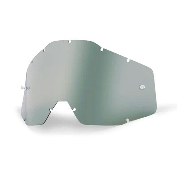 Motocross Goggle Screens 100% Racecraft 2 - Accuri 2 - Strata 2 Visor