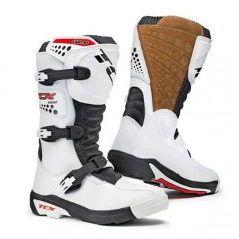 Motocross Boots TCX Comp Kid White