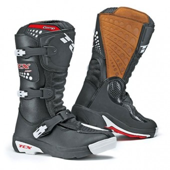 Motocross Boots TCX Comp Kid Black