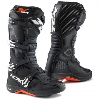 Motocross Boots TCX X-Helium Michelin Black