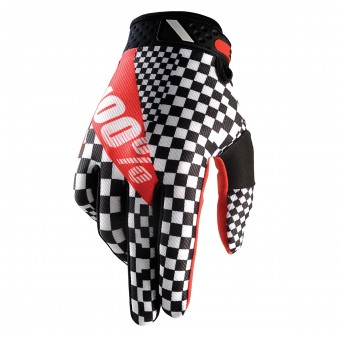 Motocross Gloves 100% Ridefit Legend