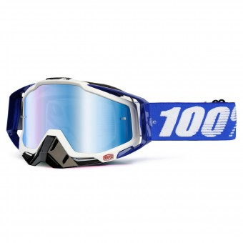 Motocross Goggles 100% Racecraft Colbat Blue
