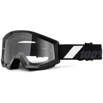 Motocross Goggles 100% Strata Goliath Clear Lens