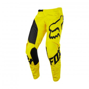 Motocross Trousers FOX 180 Master Yellow Pant 005