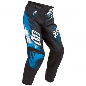 Motocross Trousers SHOT Devo Capture Blue Pant Kid