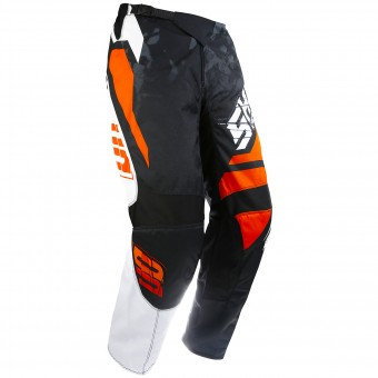 Motocross Trousers SHOT Devo Squad Orange Pant