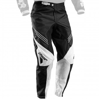 Motocross Trousers Thor Phase Hyperion Black Pant Kid