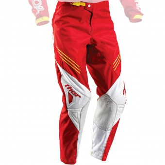 Motocross Trousers Thor Phase Hyperion Red Pant Kid