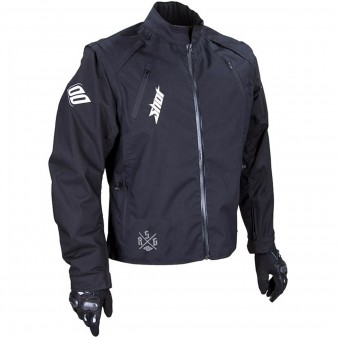 Motocross Jackets SHOT Contact Assault Black