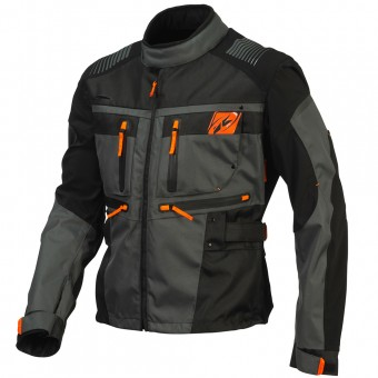 Motocross Jackets Kenny Enduro Black Jacket