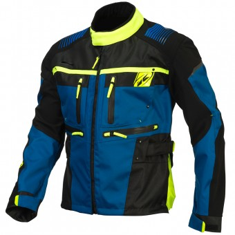 Motocross Jackets Kenny Enduro Blue Navy Jacket
