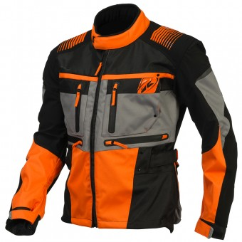 Motocross Jackets Kenny Enduro Orange Jacket