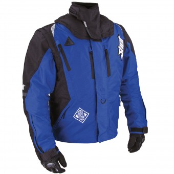 Motocross Jackets SHOT Flexor Advance Black Blue