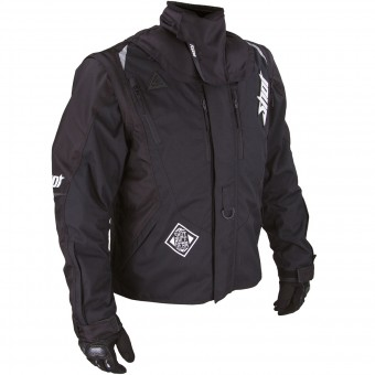 Motocross Jackets SHOT Flexor Advance Black