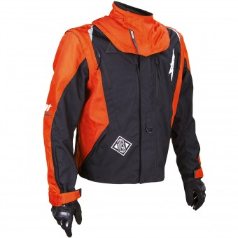 Motocross Jackets SHOT Flexor Advance Orange