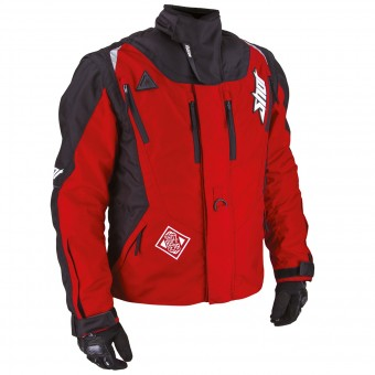 Motocross Jackets SHOT Flexor Advance Red