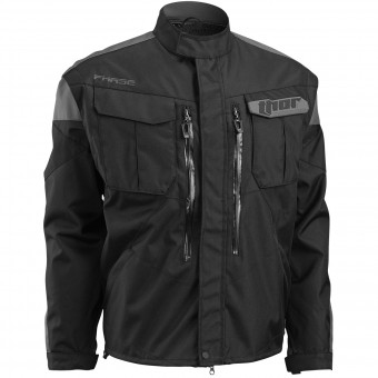 Motocross Jackets Thor Phase Jacket Black Charcoal