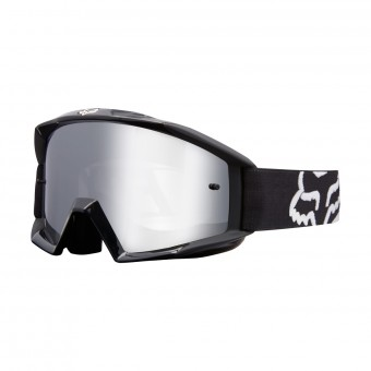 Motocross Goggles FOX Main Black Kid 001