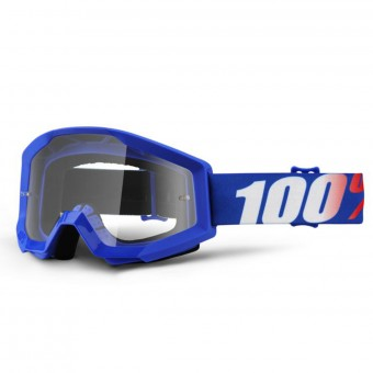 Motocross Goggles 100% Strata Nation Clear lens