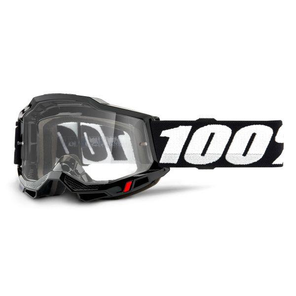 Motocross Goggles 100% Accuri 2 Black