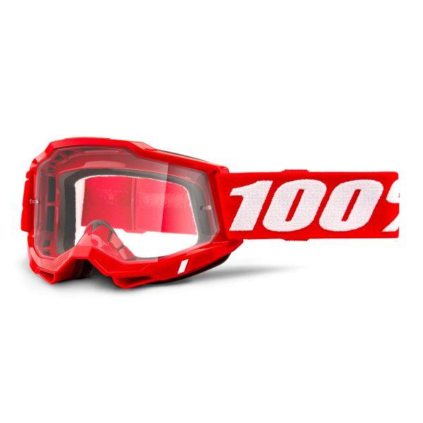 Motocross Goggles 100% Accuri 2 Red