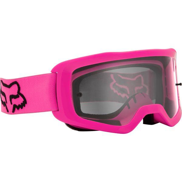 Motocross Goggles FOX Main II Stray Pink Kid