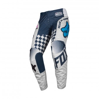Motocross Trousers FOX 180 Czar Grey Pant Kid