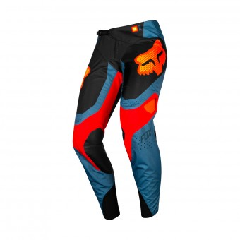 Motocross Trousers FOX 360 Murc Blue Pant Kid