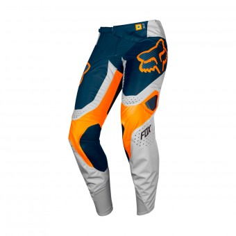 Motocross Trousers FOX 360 Murc Grey Pant Kid