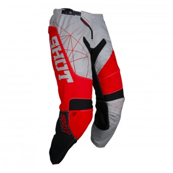 Motocross Trousers SHOT Contact Infinite Grey Red Pant