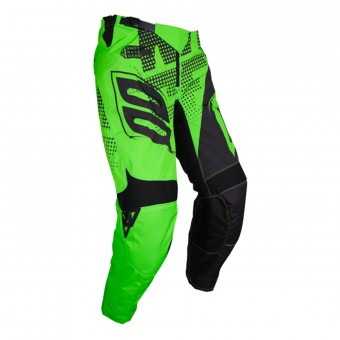 Motocross Trousers SHOT Devo Venom Neon Green Pant Kid