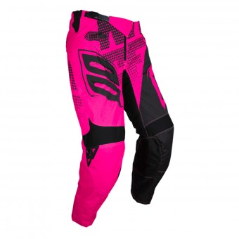 Motocross Trousers SHOT Devo Venom Neon Pink Pant Kid
