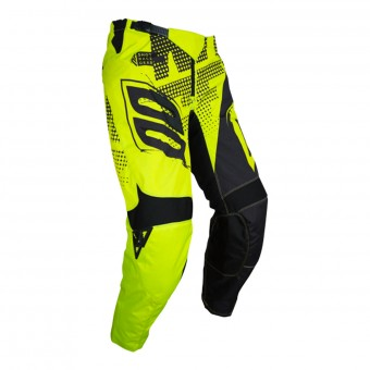 Motocross Trousers SHOT Devo Venom Neon Yelow Pant Kid