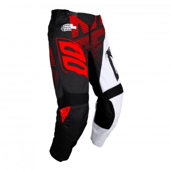 Motocross Trousers SHOT Devo Venom Red Pant Kid
