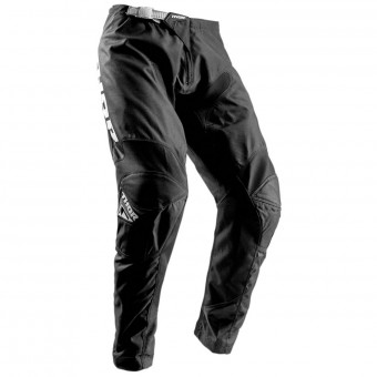 Motocross Trousers Thor Sector Zones Black Pant