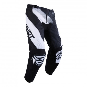 Motocross Trousers SHOT Devo Ultimate Black White Pant Kid