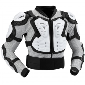 Chest Protectors FOX Titan Sport White