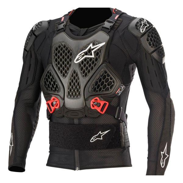 Chest Protectors Alpinestars Bionic Tech V2 Black Red