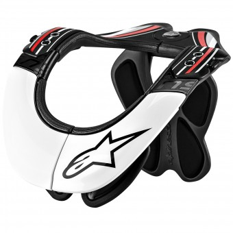 Neck Braces Alpinestars BNS Pro White