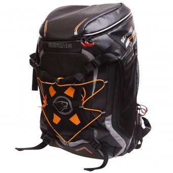 Motorcycle Backpacks Bering Catch Black 55L