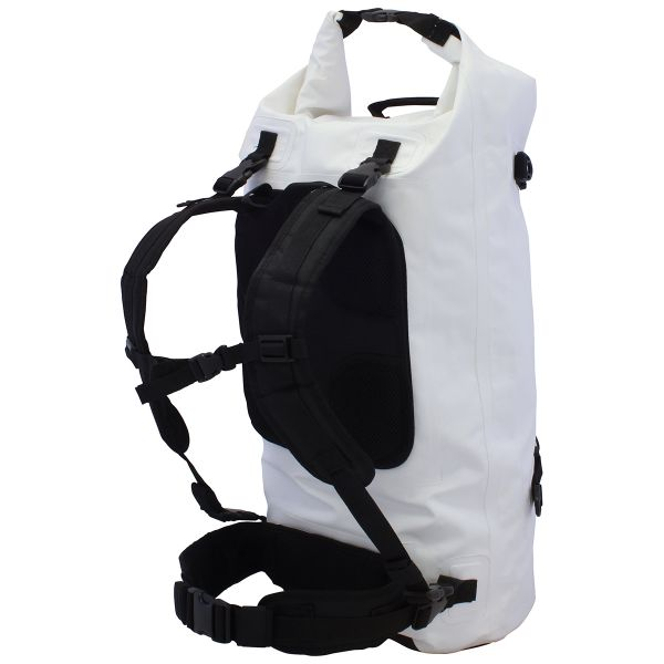 UBIKE Cylinder Bag 30 L White Black