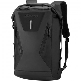 Motorcycle Backpacks ICON Dreadnaught Backpack Black
