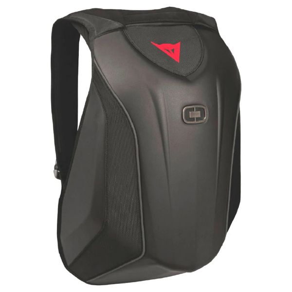 Motorcycle Backpacks Dainese D-Mach Compact Stealth Black
