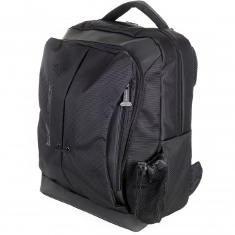 Motorcycle Backpacks Bagster Square Black