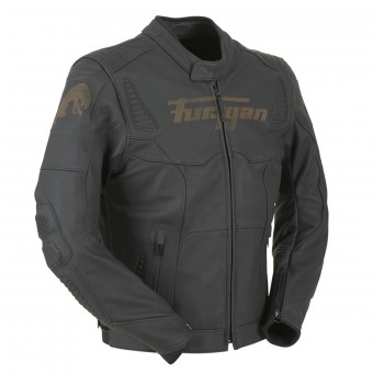 Motorcycle Jackets Furygan Fury Sherman Black