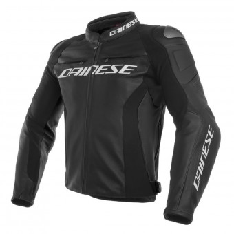 Motorcycle Jackets Dainese Racing 3 Perforated Black