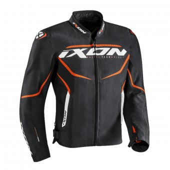 Motorcycle Jackets Ixon Sprinter Black Orange