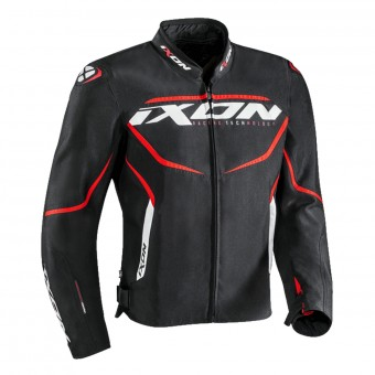 Motorcycle Jackets Ixon Sprinter Black Red